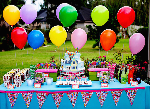 1 Year Old Birthday Party Decorations Angenuity Friday Favorites Hostess With The Mostess