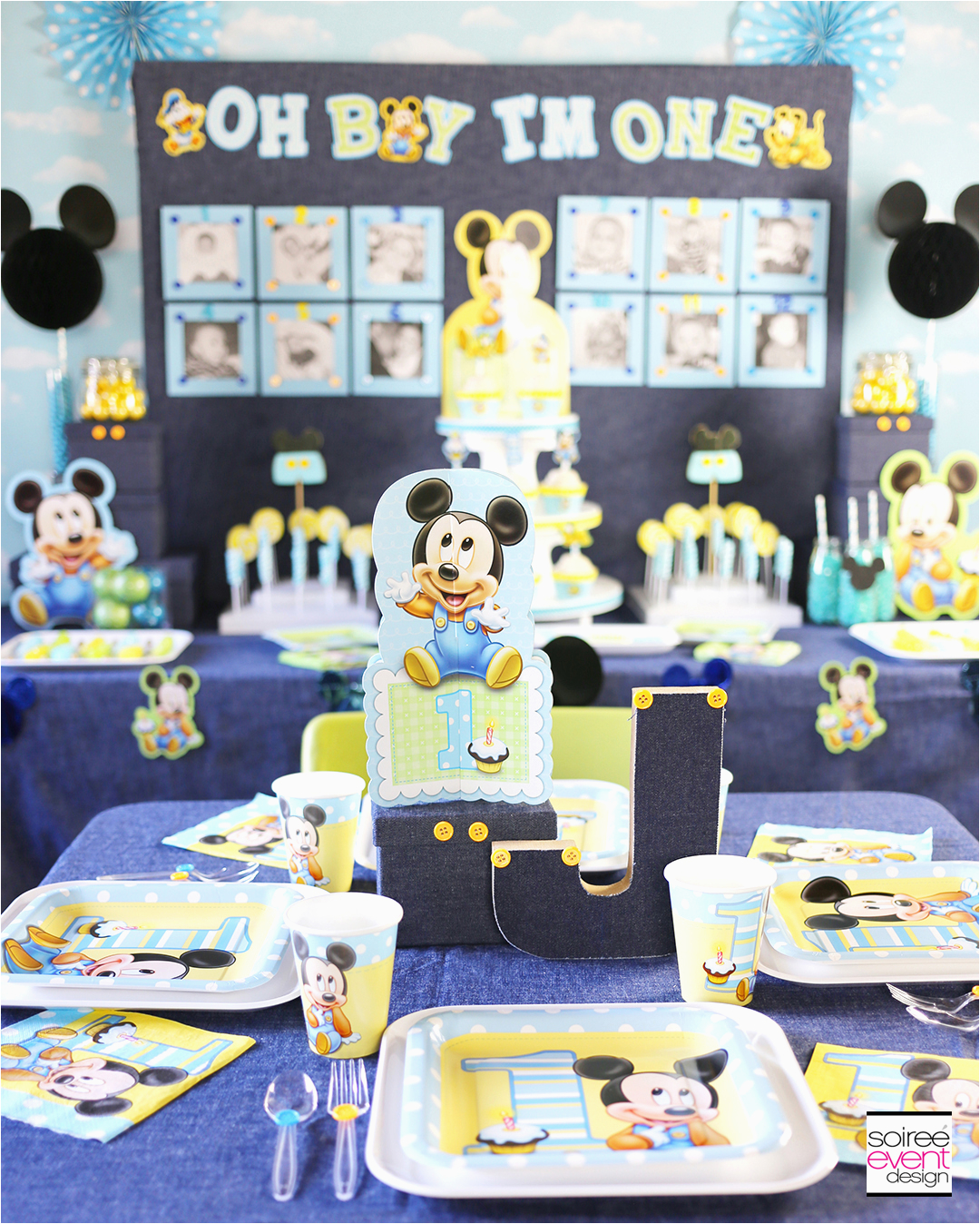 1 Year Old Birthday Party Decorations Nonsensical Game Ideas Themes