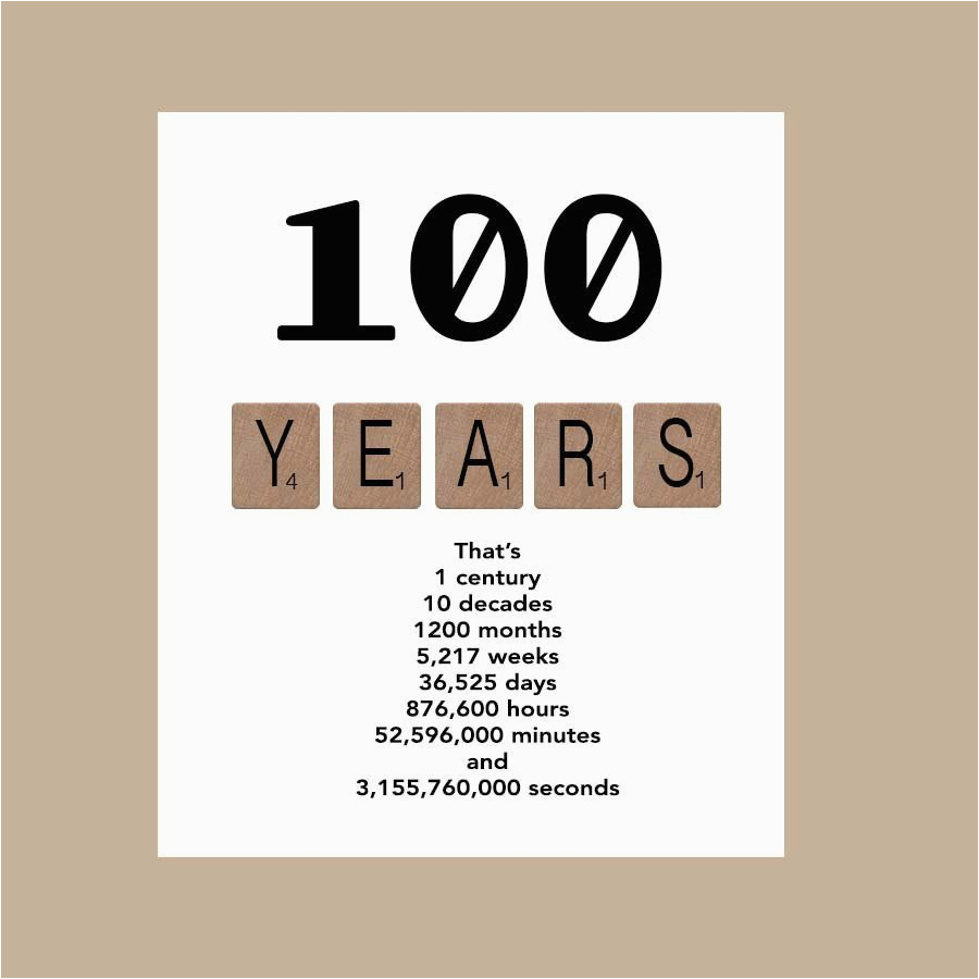 100th birthday card milestone birthday card 100 birthday