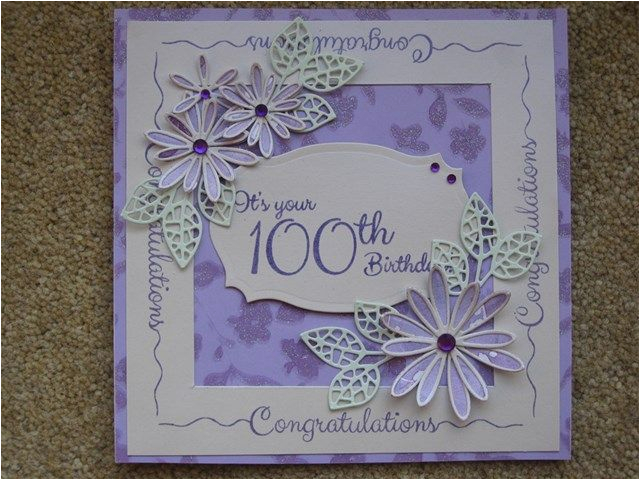17 best images about 100th birthday cards on pinterest