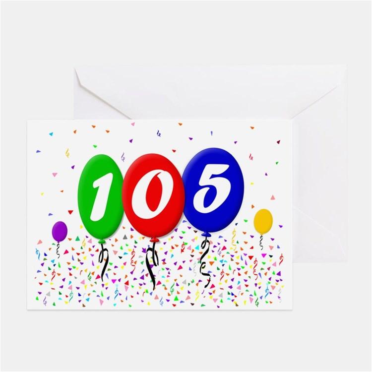 centenarian birthday greeting cards