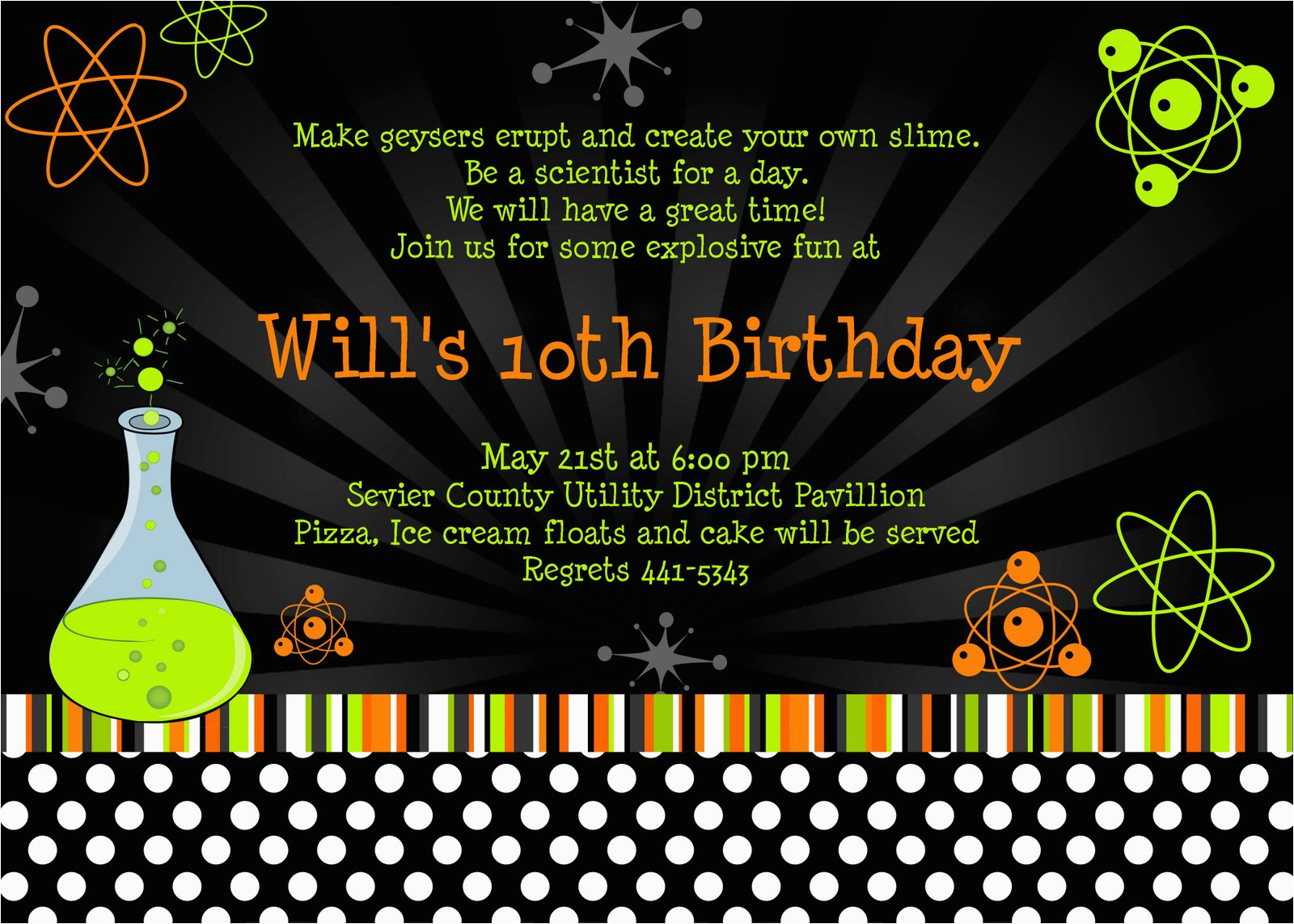 wills 10th birtday