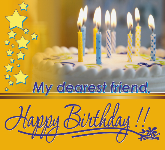 123 Free Birthday Cards For Friend Happy Best Friends Ecards