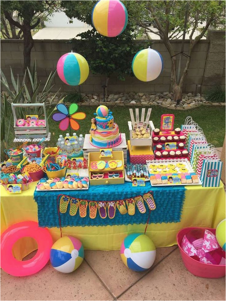 birthday party ideas for 13 year olds