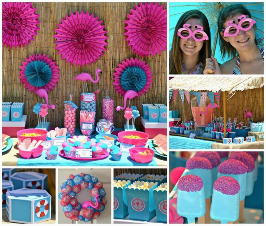 13 Year Old Birthday Party Decorations Pool Party Ideas for 13 Year Olds at Home Interior Designing