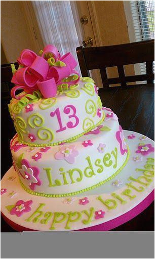 13th Birthday Cake Decorations Ideas For Girl A