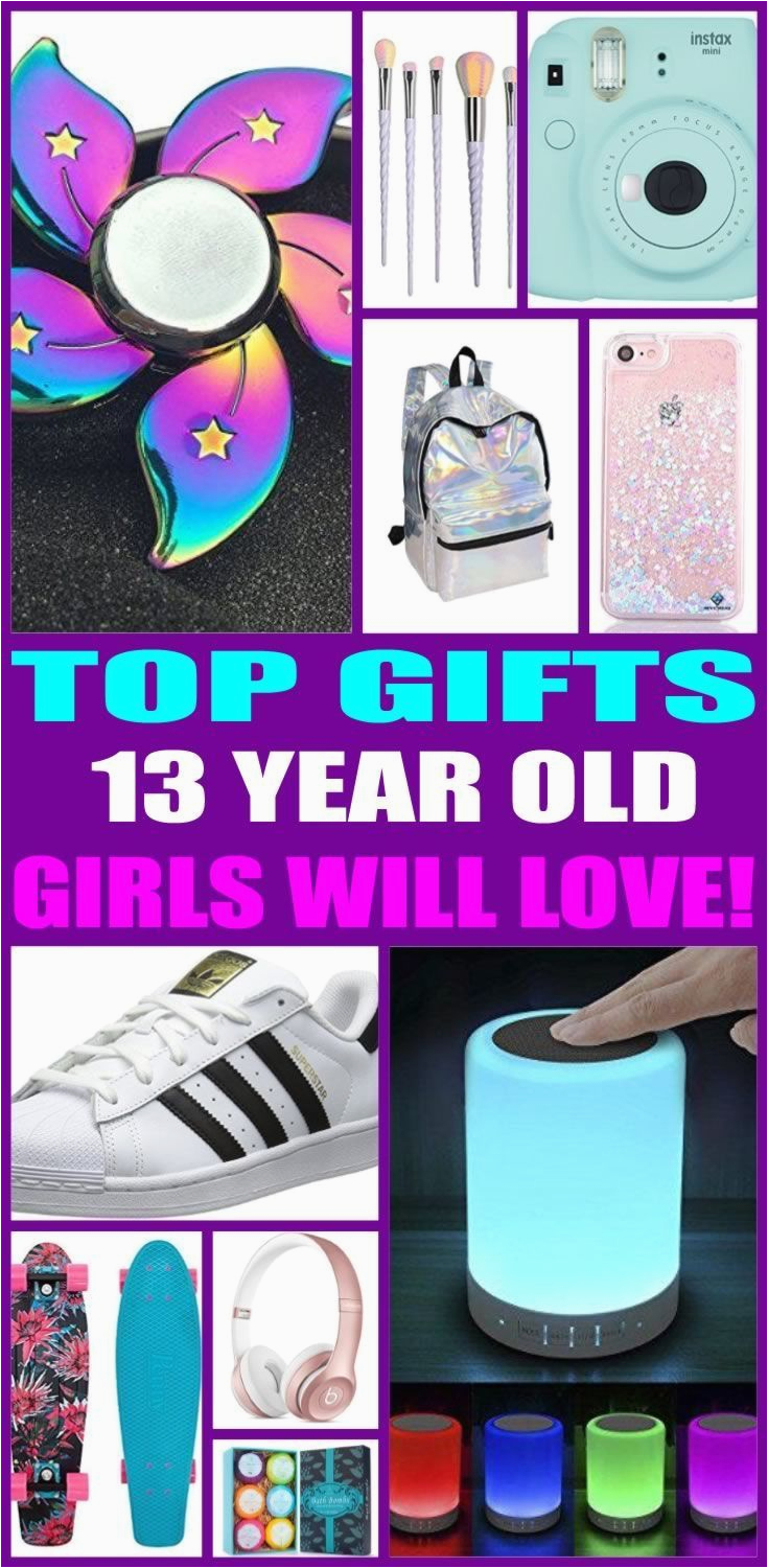 13th Birthday Gifts For Her Best 13 Year Old Girls Pinterest