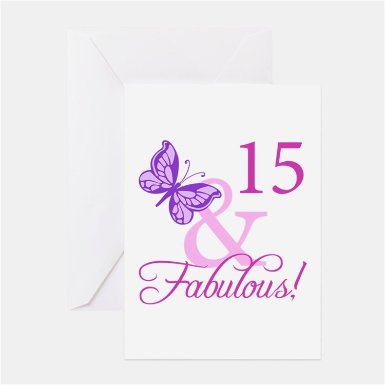 15 year old birthday greeting cards card ideas sayings
