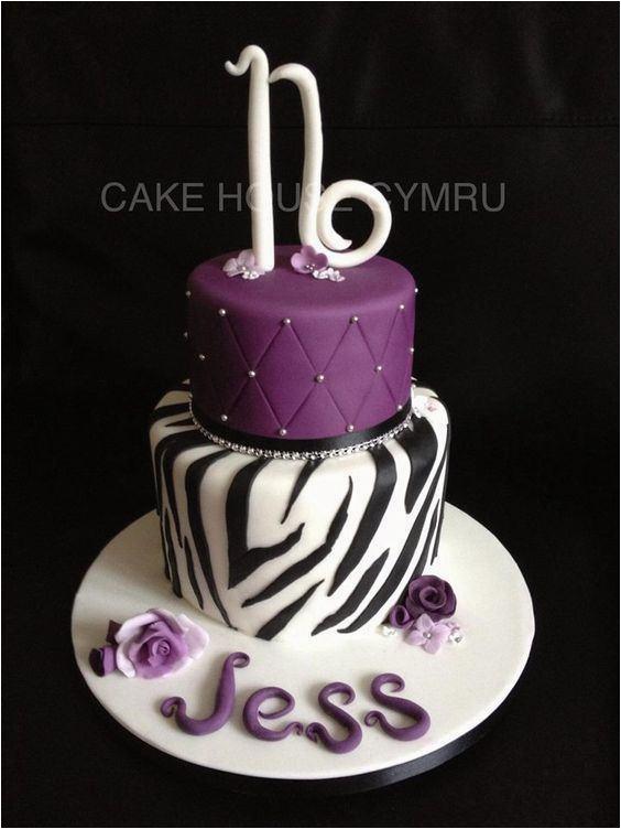 16th birthday cake decorations