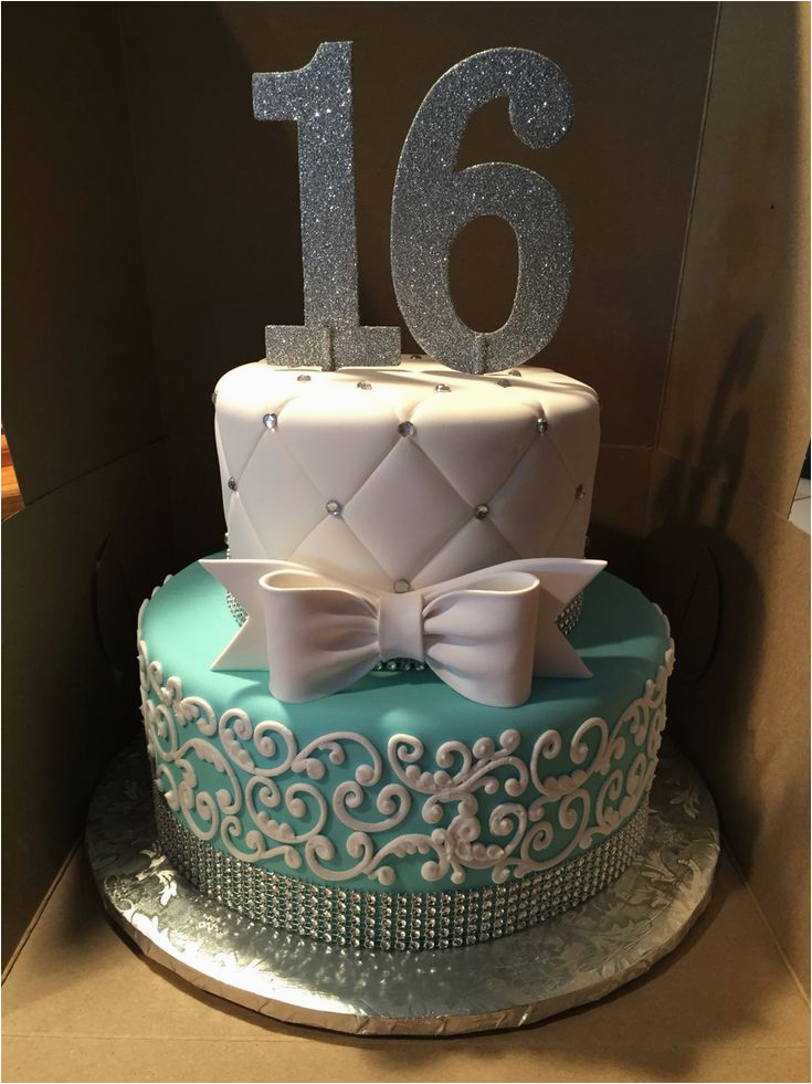 16th Birthday Cake Decorations 25 Best Sweet 16 Cakes Ideas On Pinterest