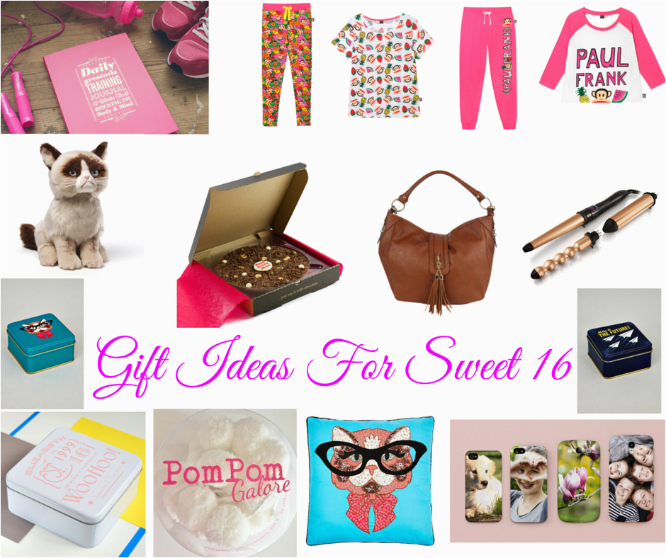 93 Birthday Gifts For Her 16 Sweet 16 Gifts For Year Old Girls