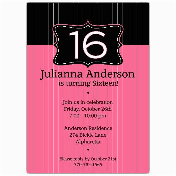 16th Birthday Invitations For Boys Invitation Templates Orderecigsjuice Info