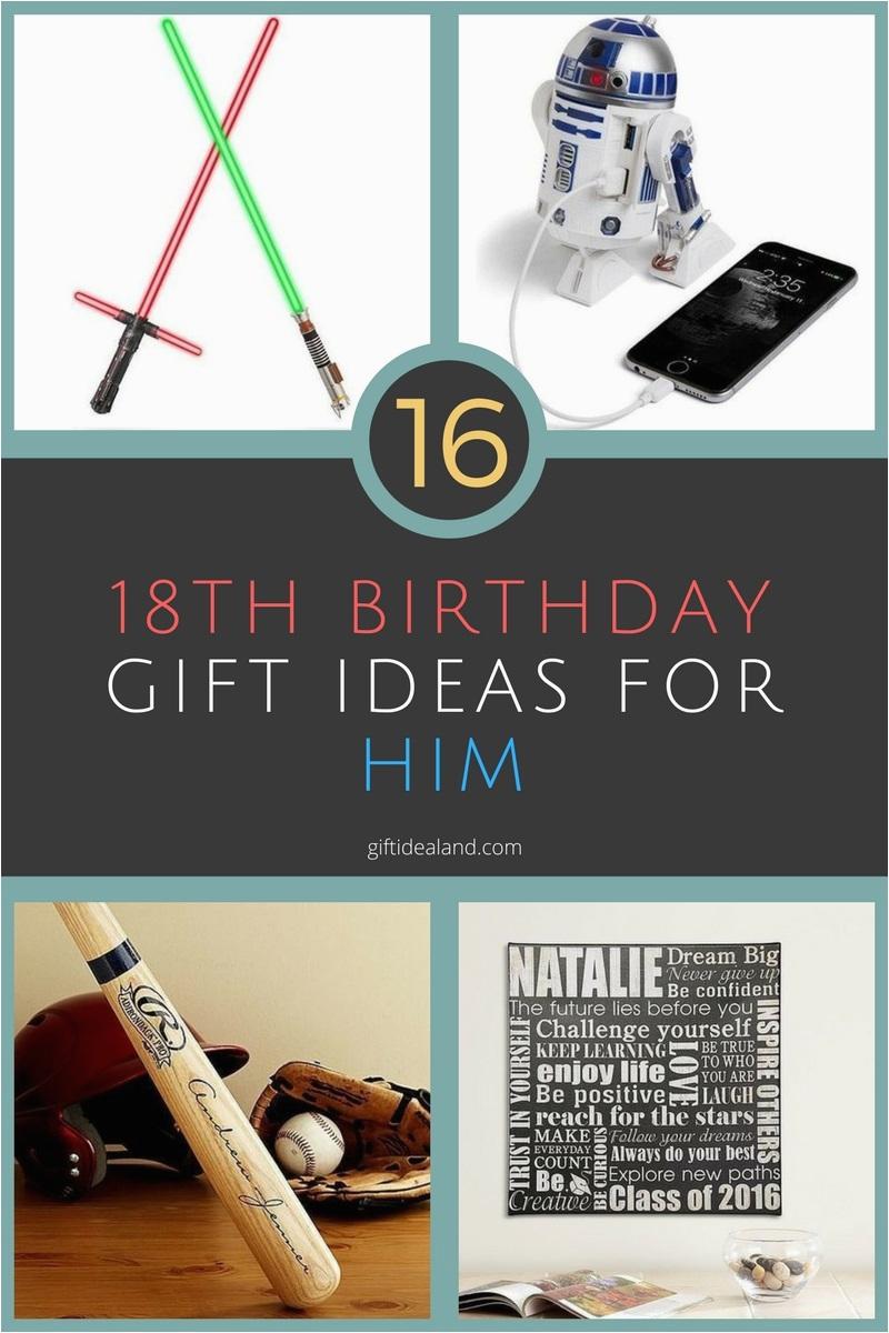16 amazing 18th birthday gift ideas for boys