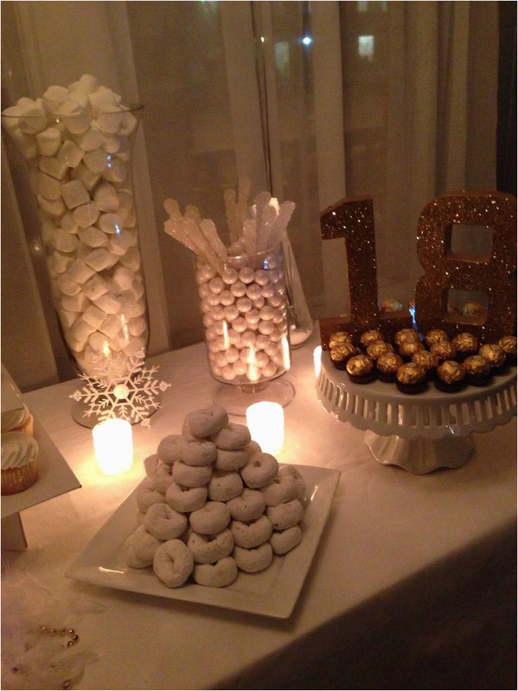 18 Birthday Party Decoration Ideas Surprise 18th Home