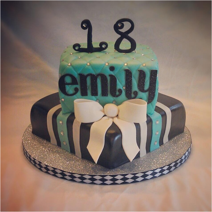 18th Birthday Cake Decorations Uk My Latest Cake 18th Birthday Fondant Cake Cakes
