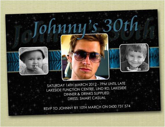 18th birthday invitations for guys