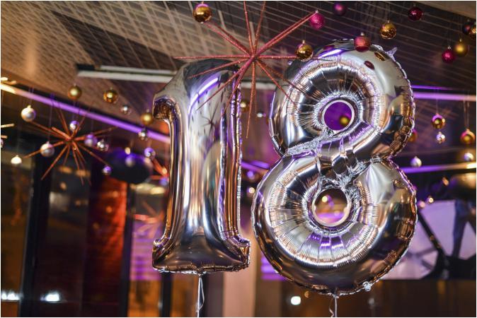birthday ideas for 18th bday