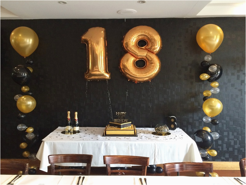 18th birthday table decoration ideas chronicles