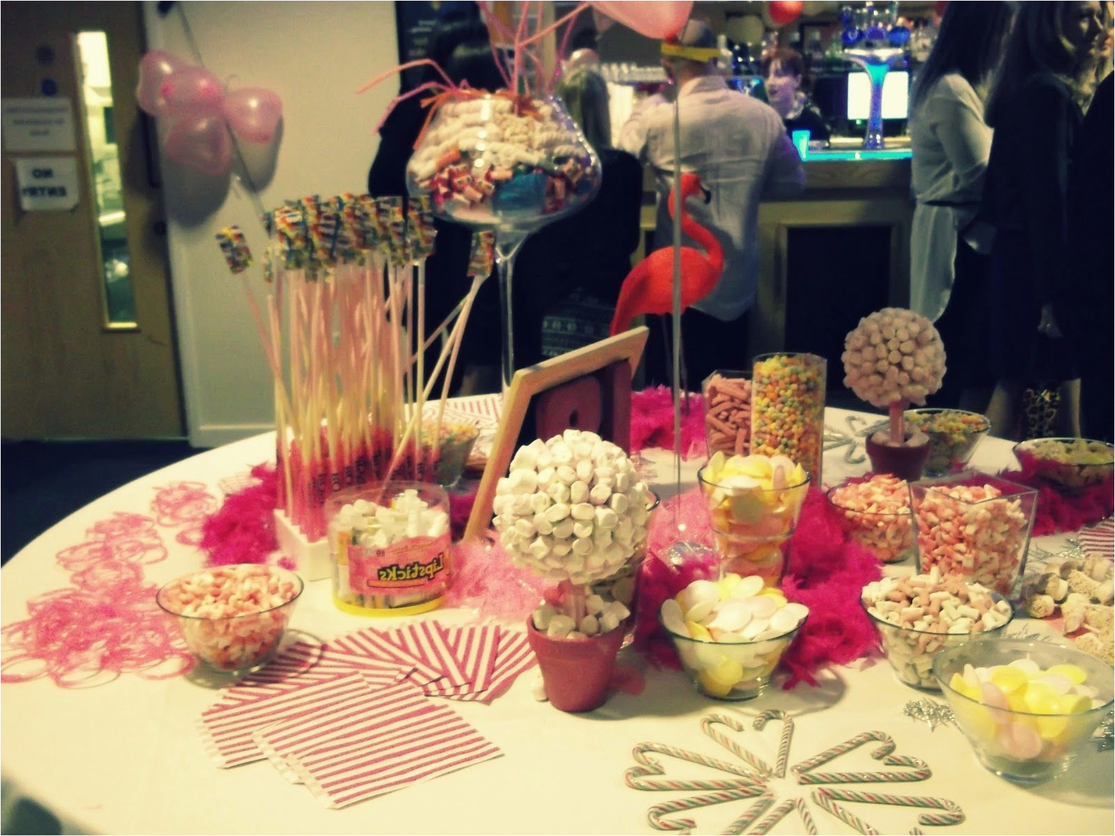 18th Birthday Table Decorations 94 Party Decoration Ideas 17 Best