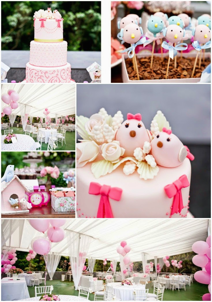 34 creative girl first birthday party themes ideas