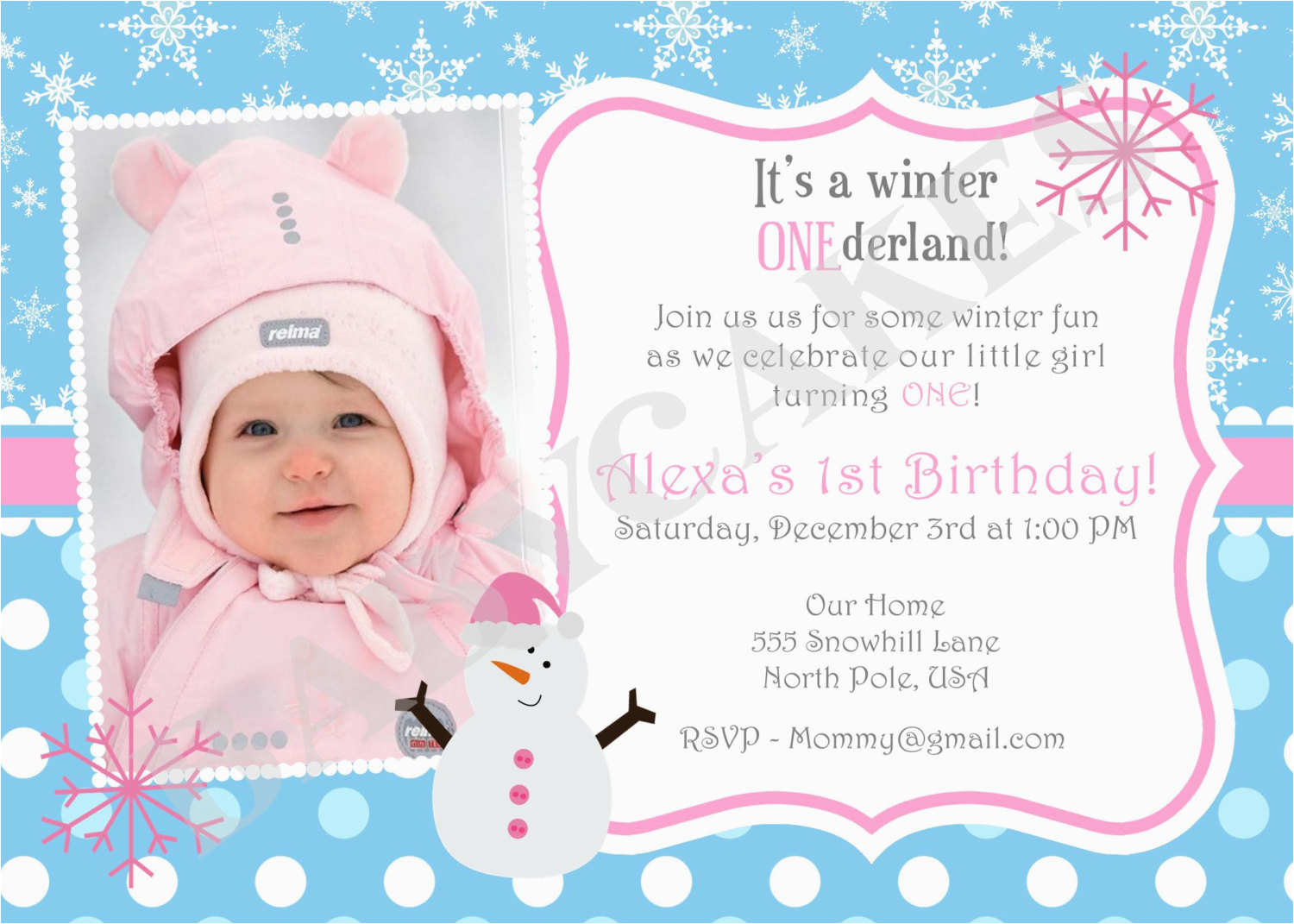 1st Birthday Invitation Message Samples First Party Wording Oxsvitation Com