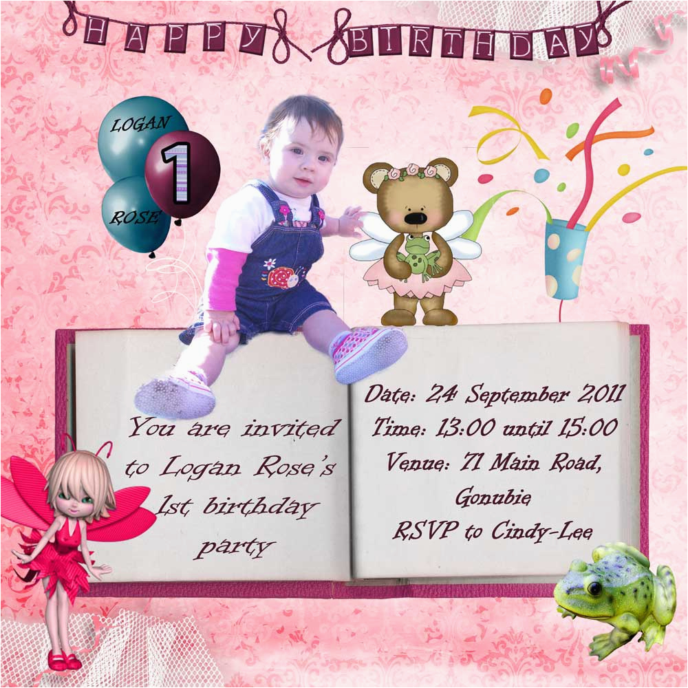 1st Birthday Invitation Templates Free Download Free Download Birthday Invitation Templates Best Party Ideas