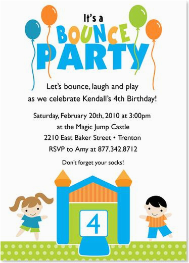 1st Birthday Open House Invitation Wording Party First