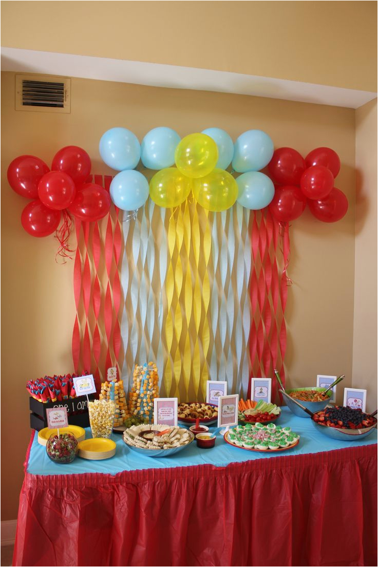 1st Birthday Party Table Decorations 13 Creatives Ideas To Create