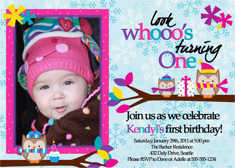 1st Year Baby Birthday Invitation Cards 1st Year Birthday Invitation Cards Best Party Ideas