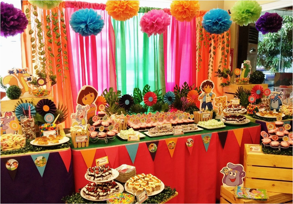 2 Year Old Birthday Party Decorations Toddlers Ideas