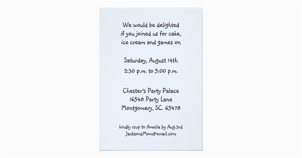 2 Year Old Boy Birthday Invitations 4 Party Zazzle