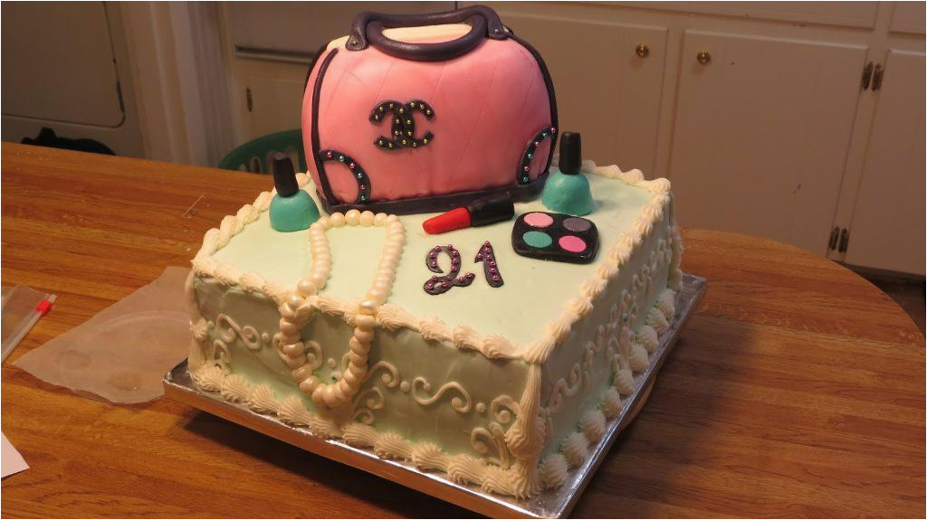 21 Birthday Gift Ideas For Her 21st Cake A