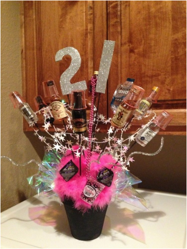 21st Birthday Decorations For Her Best And Cute Gift Ideas Invisibleinkradio