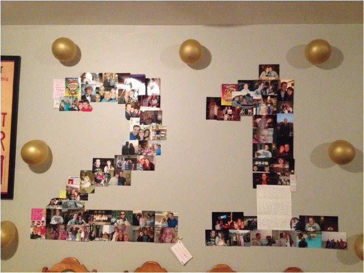 21st Birthday Decorations For Him Decoration Ideas Diy Cute