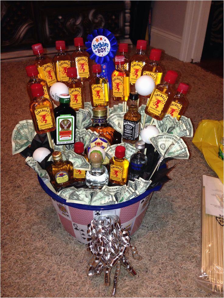 21st Birthday Gift Baskets For Her Basket Boyfriend Great Ideas