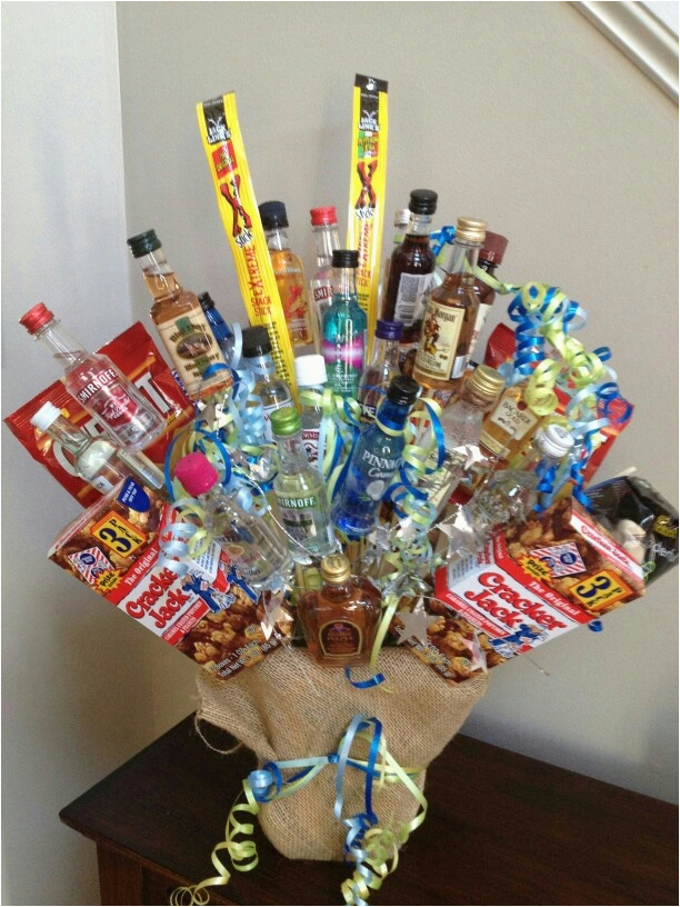 21st Birthday Gift Baskets For Her Nate 39 S Basket Stuff To Try