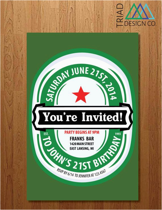 21st Birthday Invitations For Guys 25 Best Ideas About On Pinterest