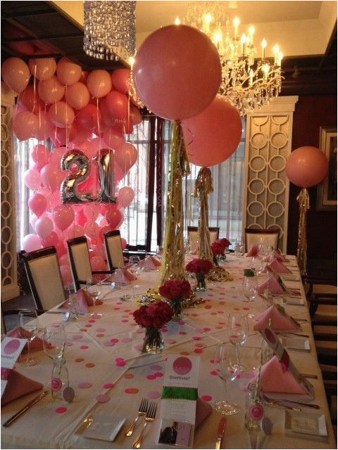 21st Birthday Party Decorations For Her Let 39 S Pinterest