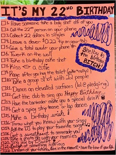 best 25 22nd birthday ideas on pinterest 22 birthday