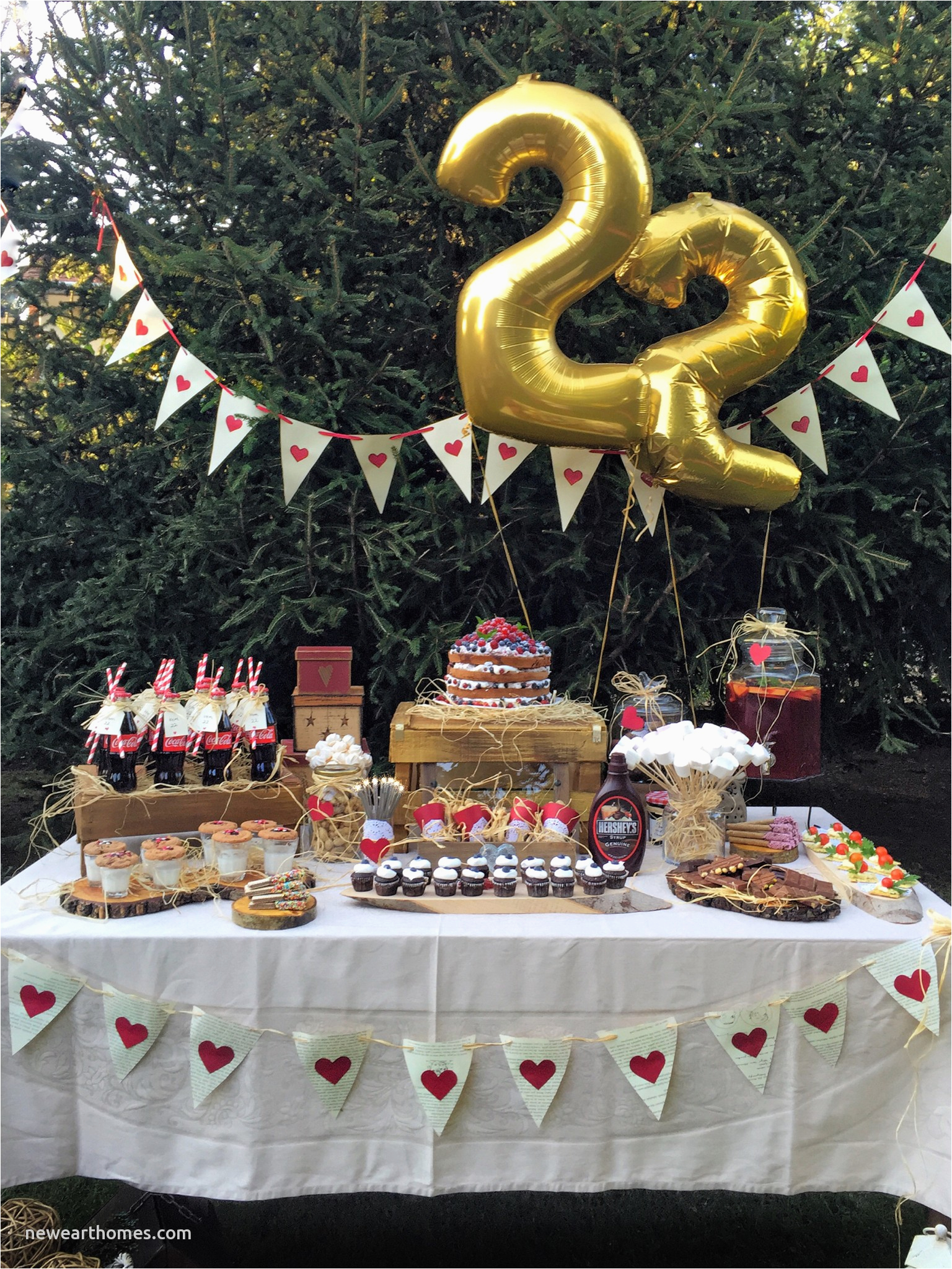22nd Birthday Gift Ideas For Her Last Minute Party Beautiful My