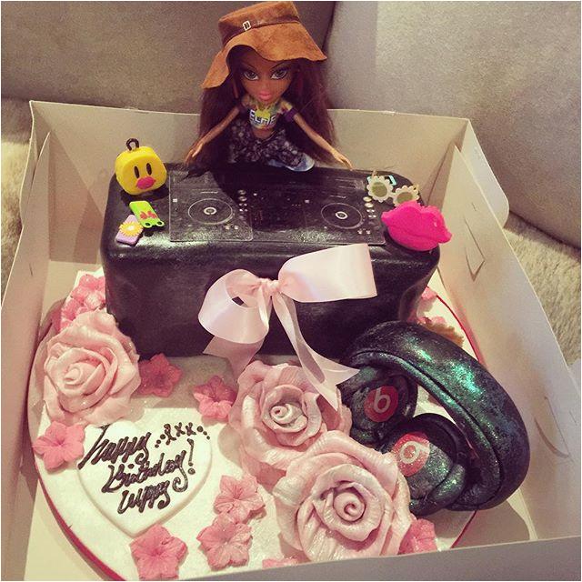 dj cuppy celebrates 23rd birthday see her epic birthday