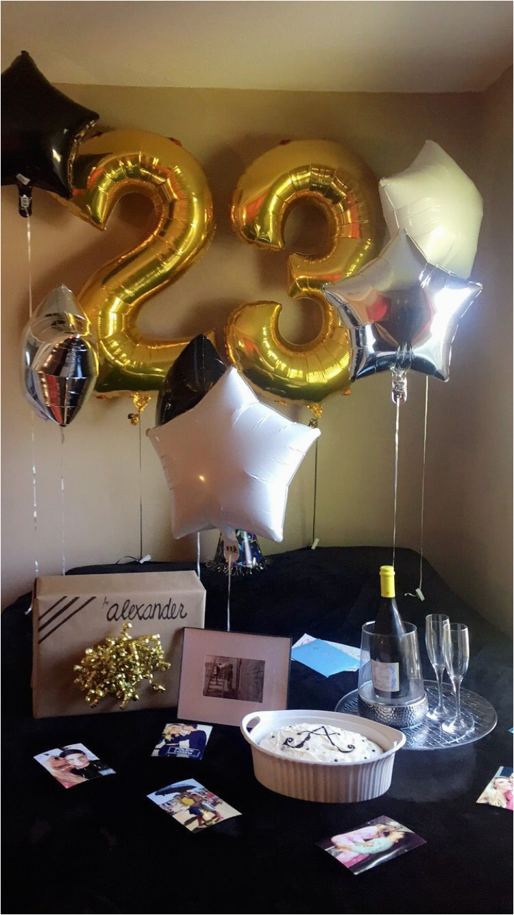 alex 23rd birthday gift ideas pinte