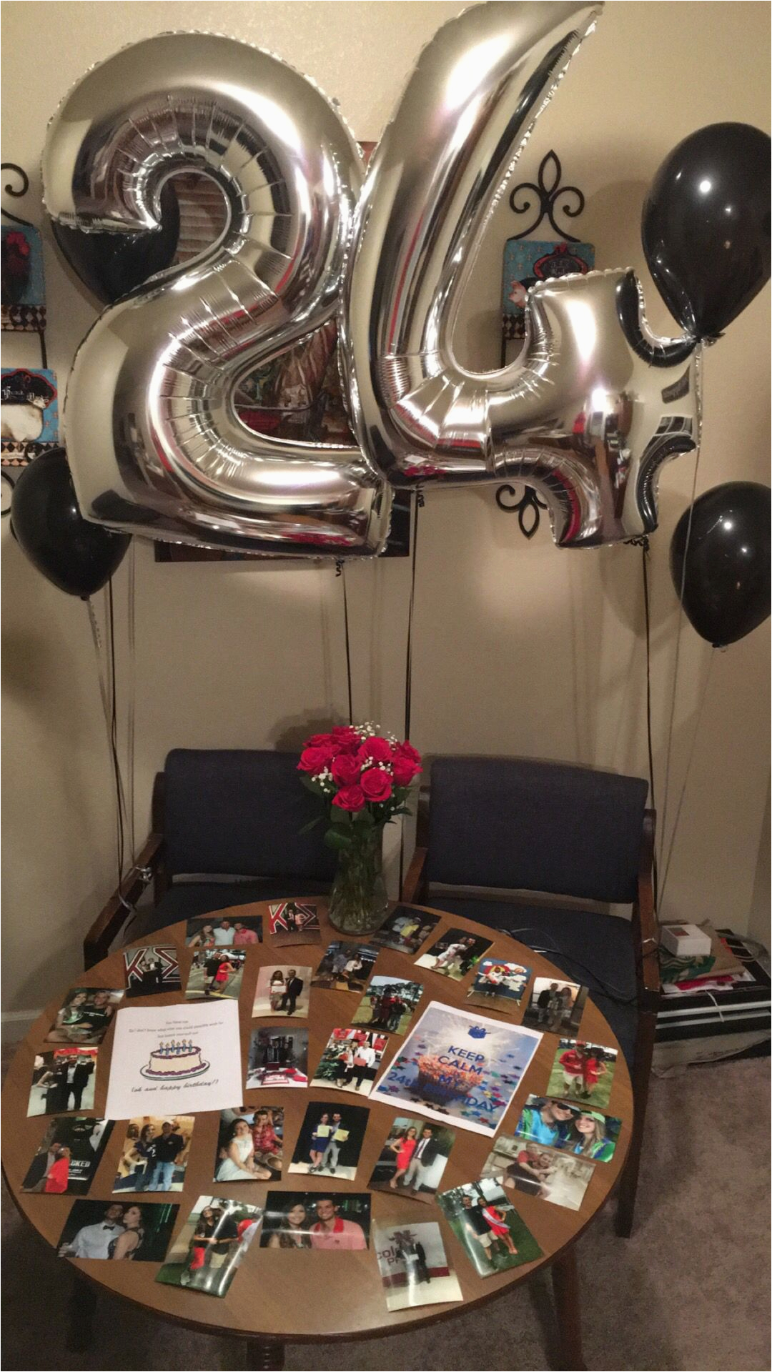 24th Birthday Gifts For Her Boyfriend Party Pinterest