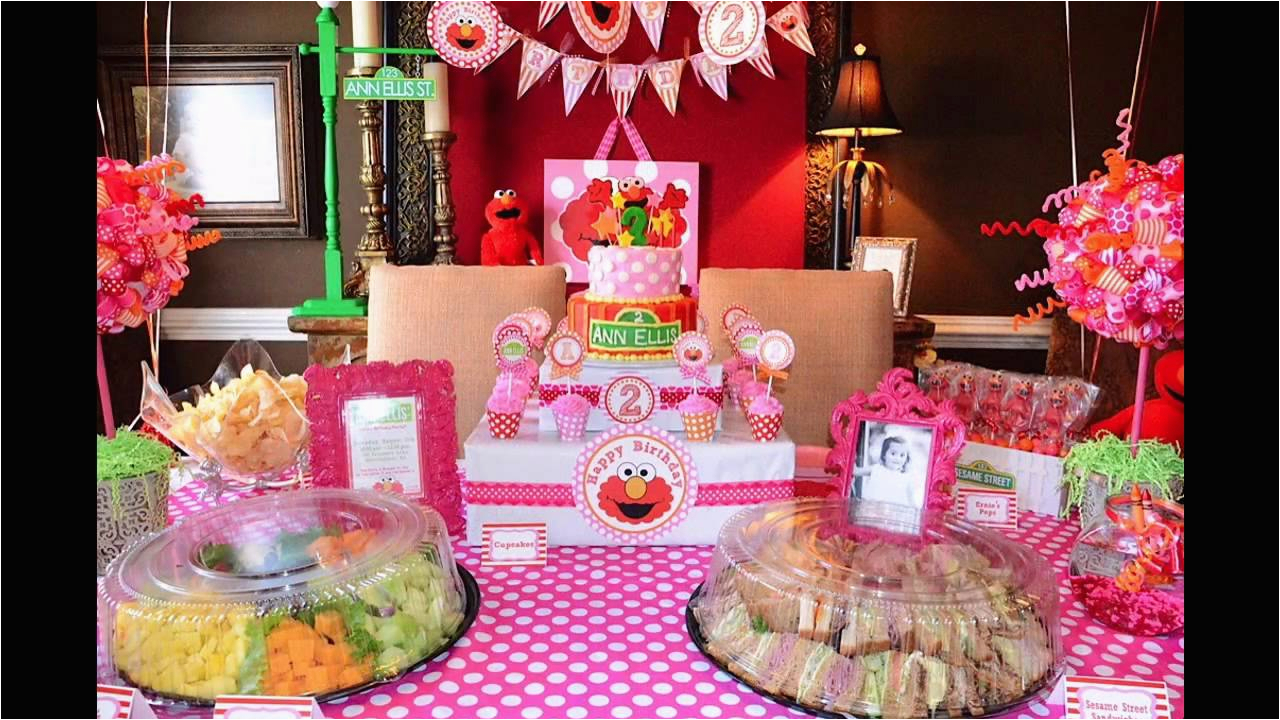 2nd Birthday Decorations at Home Second Birthday Party Decorations at Home Ideas Youtube