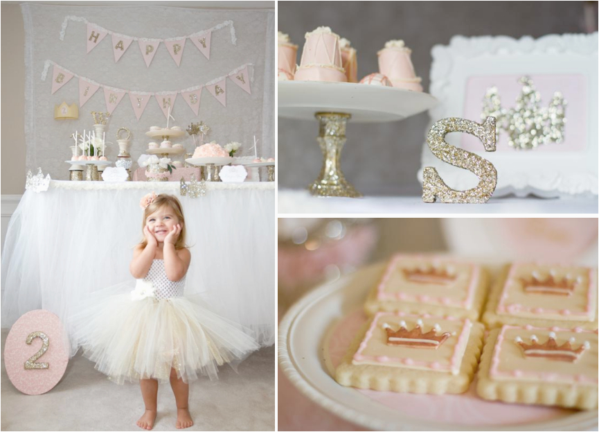 once upon a time 2nd birthday party