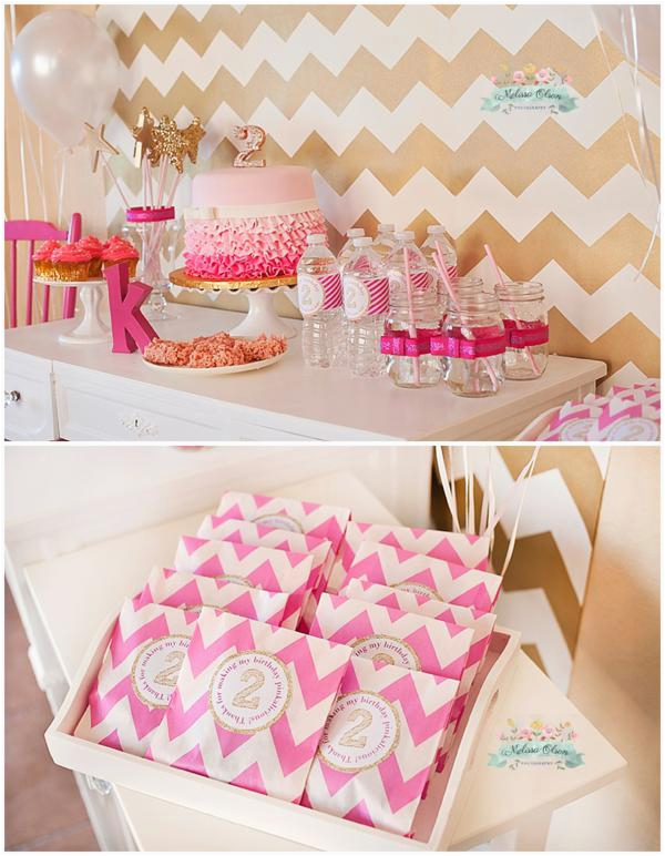 pinkalicious 2nd birthday party