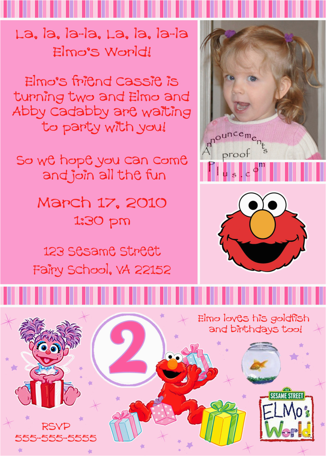2nd Birthday Invitation Wording Samples Invitations Sayings Librarry