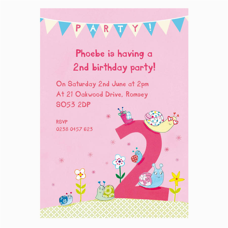 2nd Birthday Invitation Wording Samples Party Invitations Lijicinu 43eadbf9eba6