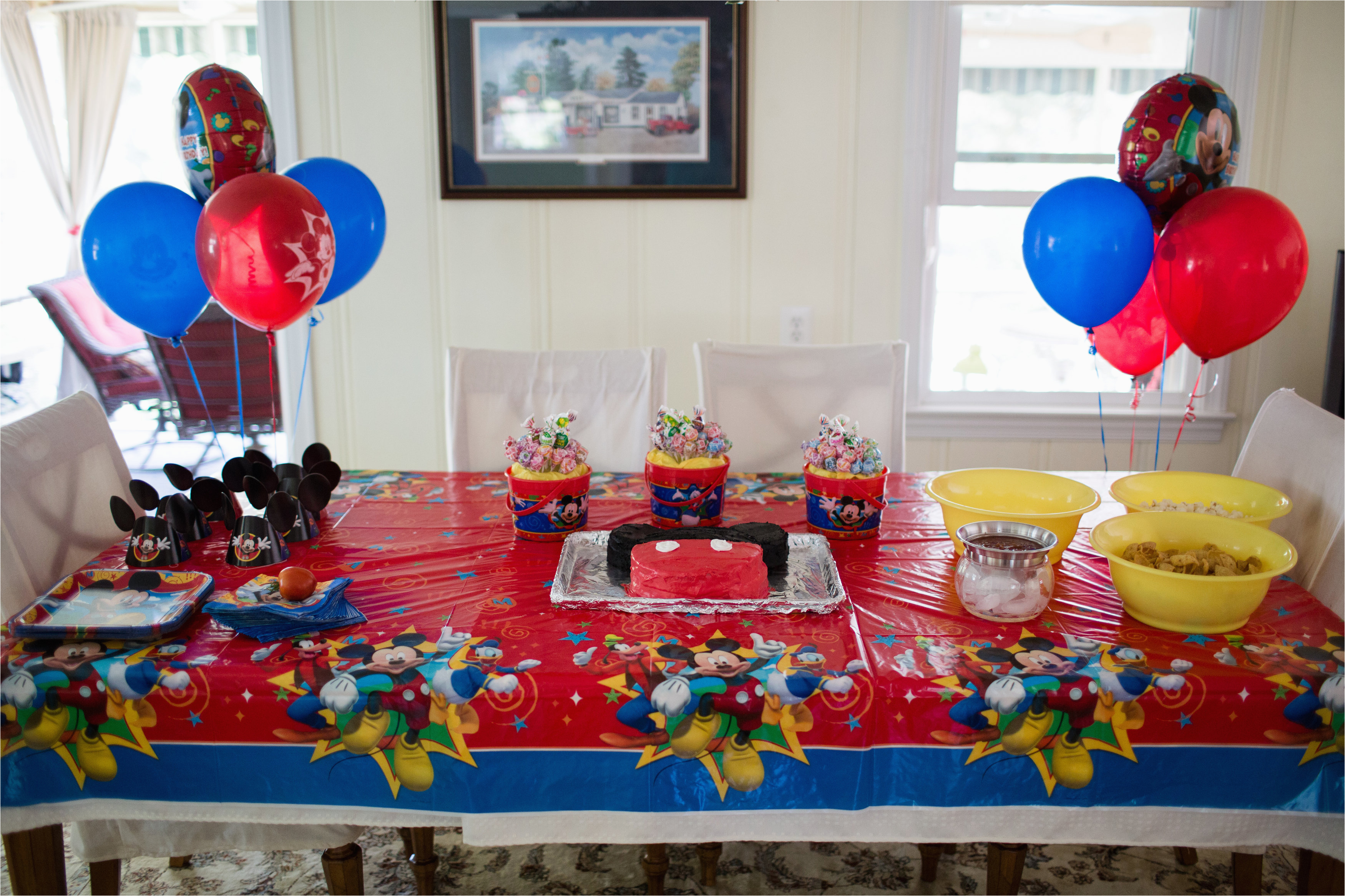 2nd Birthday Party Decorations Boy Owen S So I Had A Baby