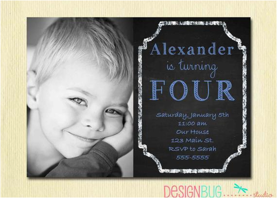 birthday baby boy invitation 1 2 3 4 5